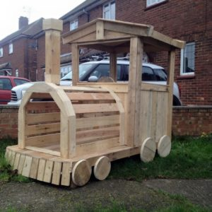Wood Pallet Upcycling Ideas