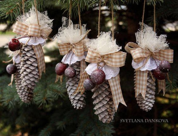 Pine Cone Decor Ideas
