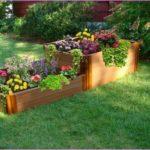 Wood Pallet Raised Garden Beds