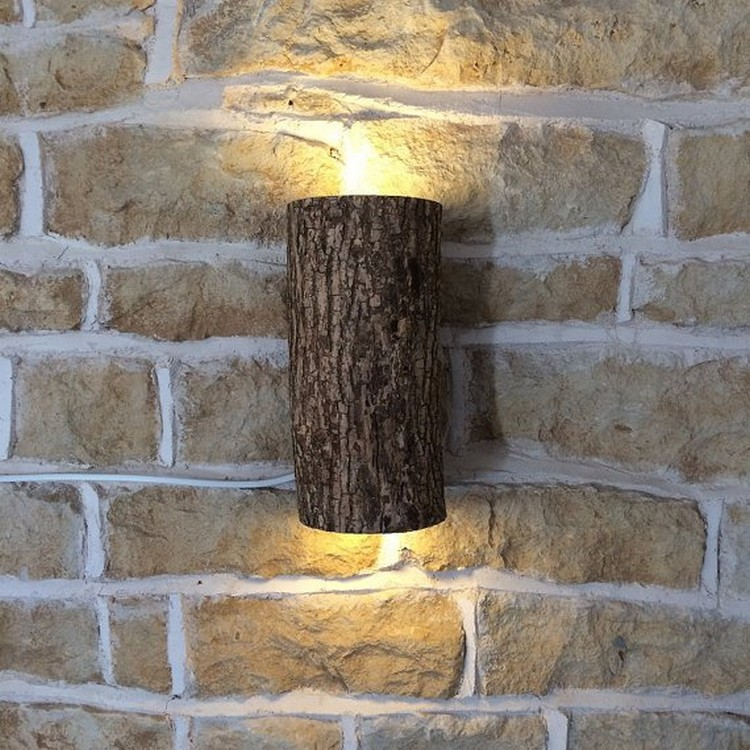 Diy Wooden Wall Lamps : Creative DIY Wooden Lamps That Will Light Up Your Home Recycled Things