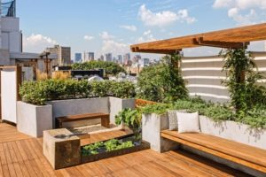 Balcony and Rooftop Garden Ideas