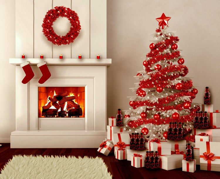 Chistmas Tree Decorating Ideas