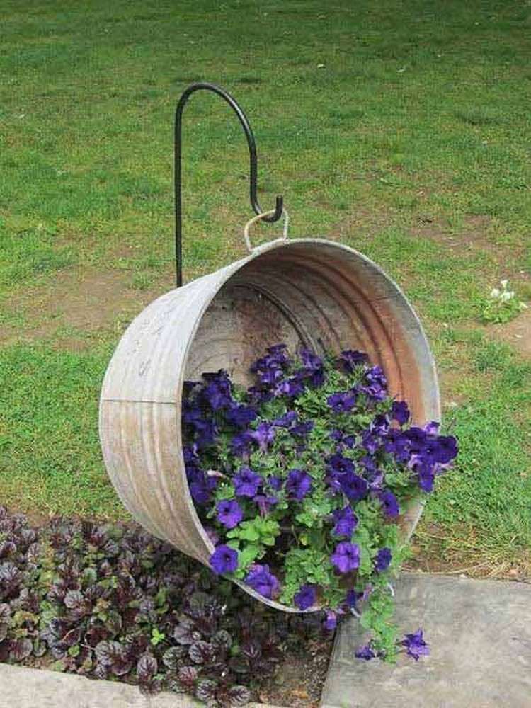 Cute DIY Garden Pot