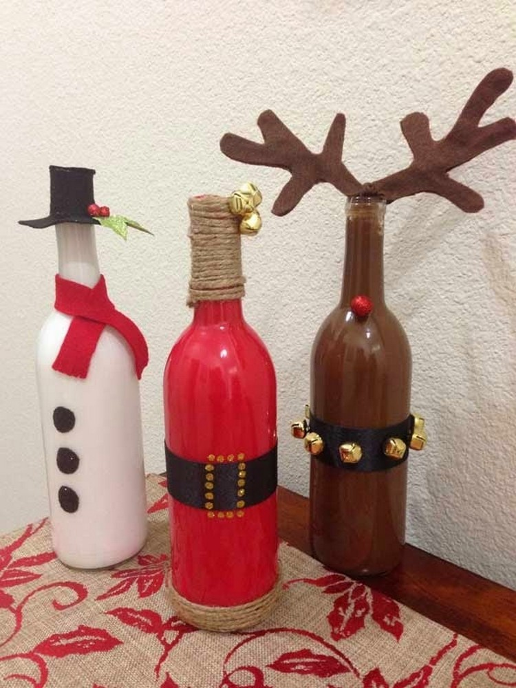 10 diy christmas decorating ideas recycled things for Manualidades e ideas