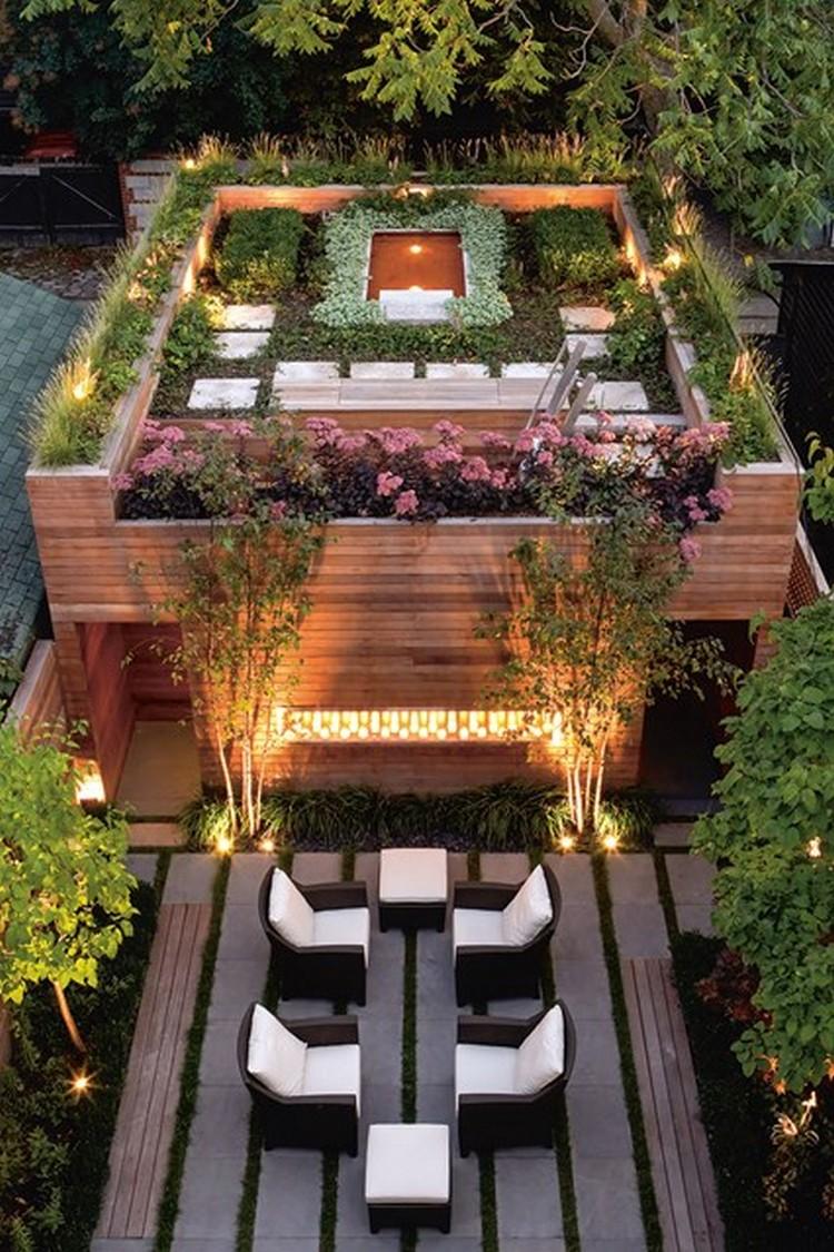 Rooftop Garden Ideas