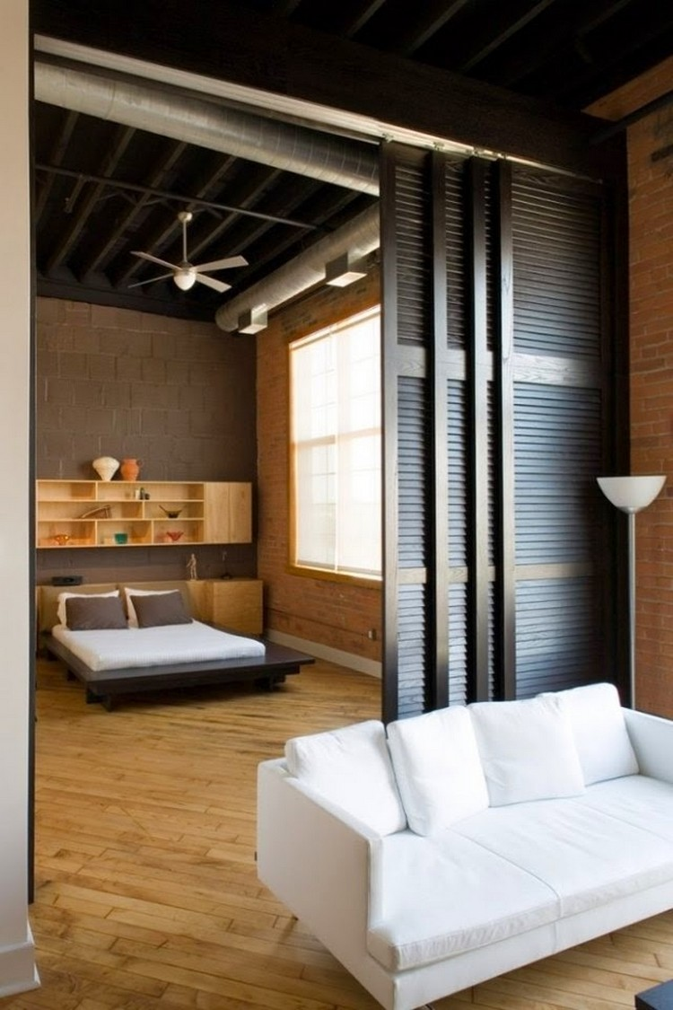 Innovative ideas for room dividers recycled things for Door divider ideas
