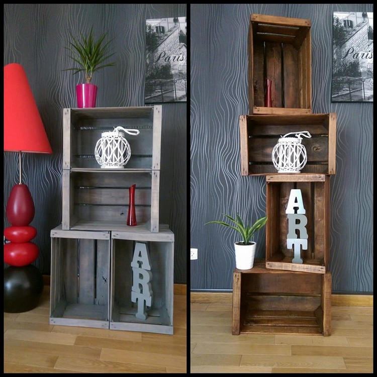 Wood Pallet Decor Ideas