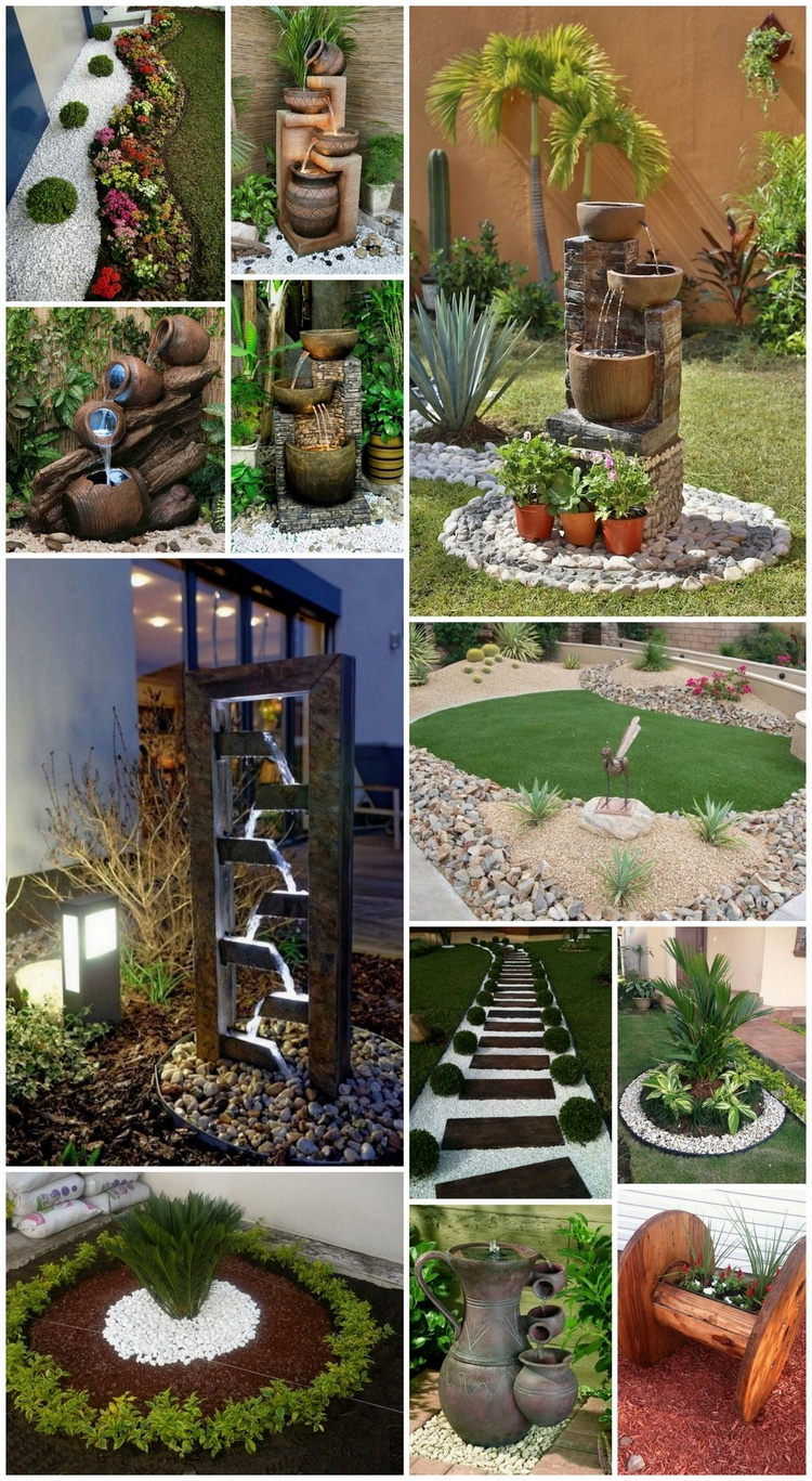 Amazing Garden Ideas to Delight You Recycled Things