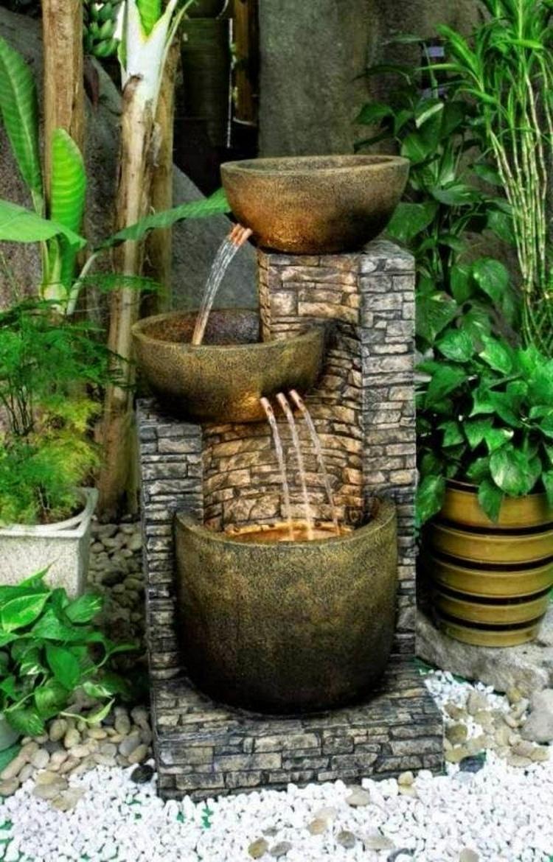 Attractive Garden Fountain