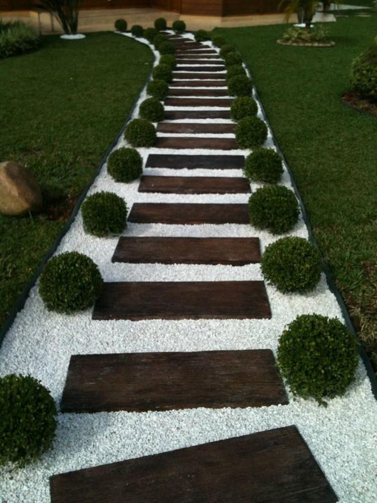 Awesome Garden Pathway Idea