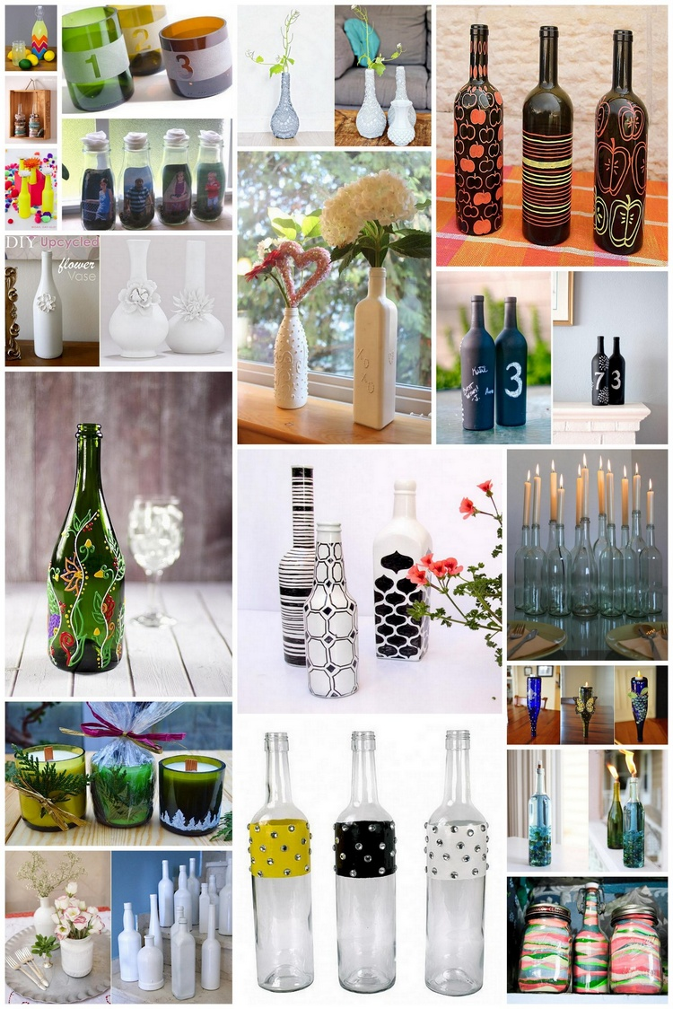 glass bottle projects Shop for glass bottle crafts on etsy, the place to express your creativity through the buying and selling of handmade and vintage goods.