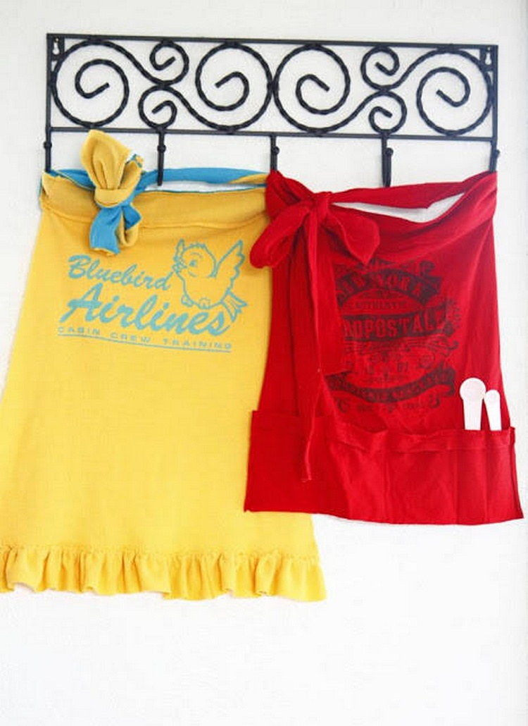 Easy T-Shirt Apron