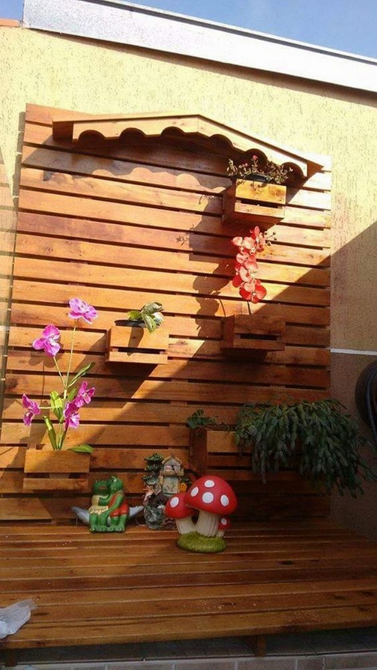 Pallet Decor Craft