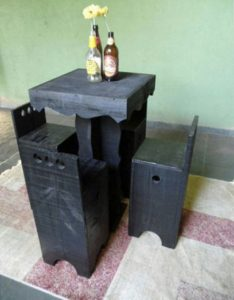 Some Ideas for Wood Pallet Repurposing