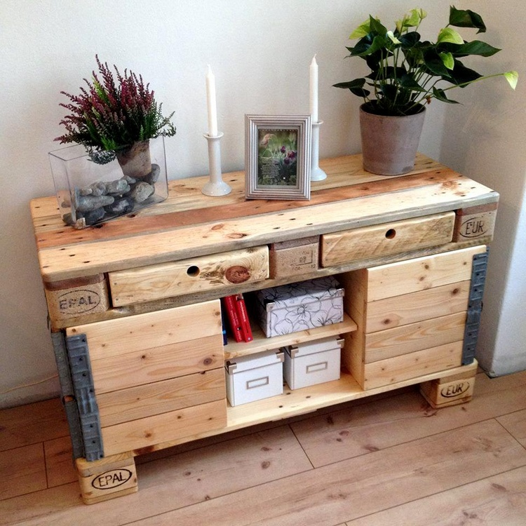 useful and easy diy ideas to repurpose old pallets wood recycled things. Black Bedroom Furniture Sets. Home Design Ideas