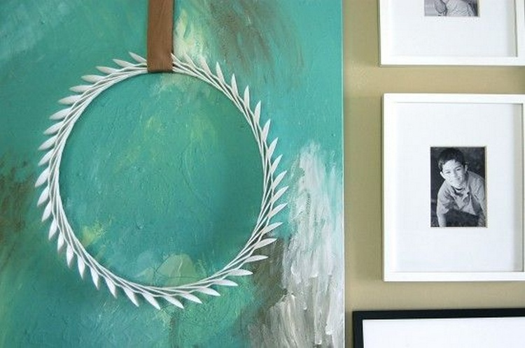 Spoon Laurel Wreath