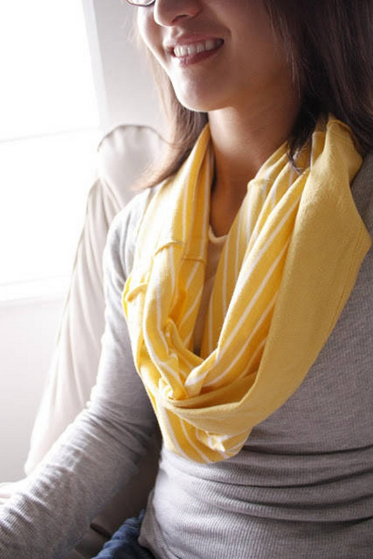 T-Shirt Cowl Scarf