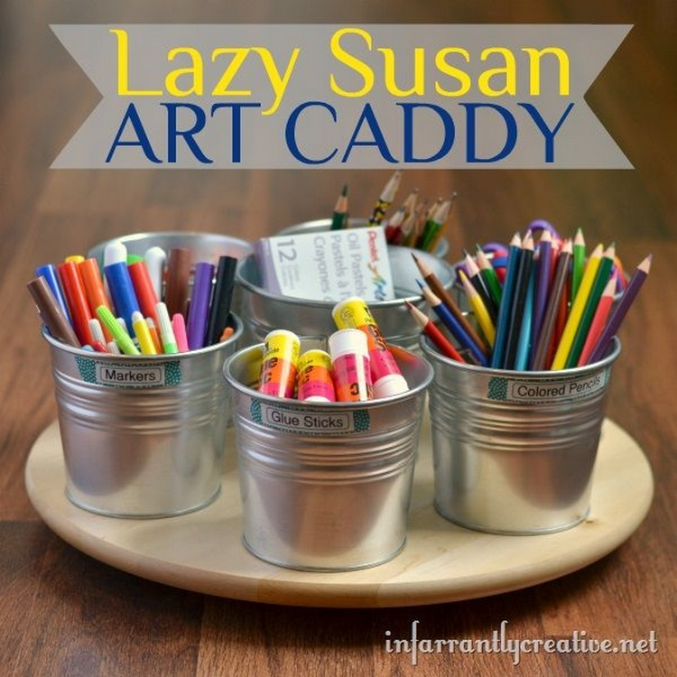 Art Supply Caddy