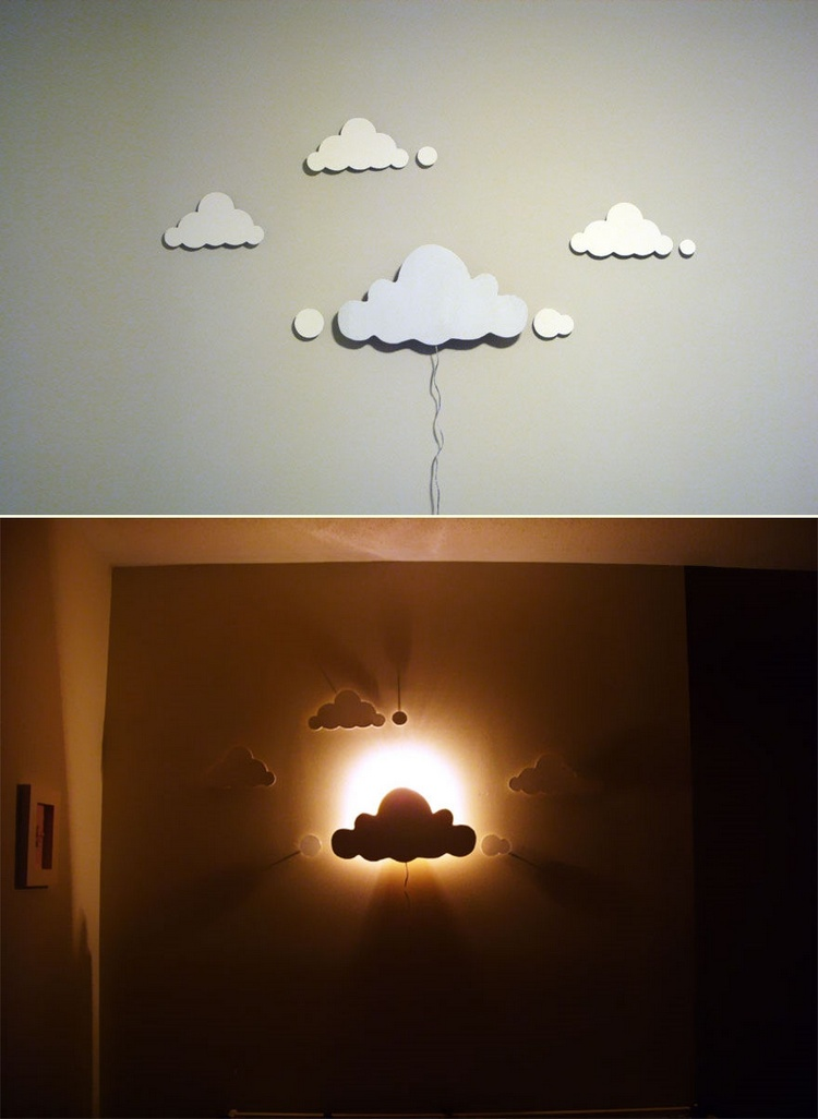 Cloud Night Lights
