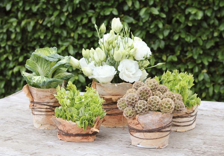Rustic & Natural Centerpiece