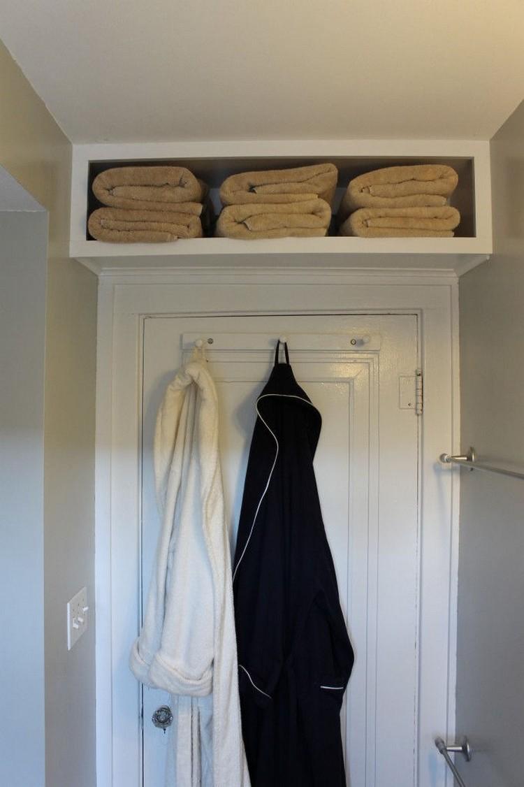 Extra Shelves Above the Door