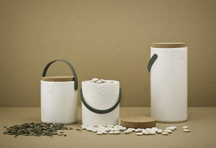 Hide-it storage jar