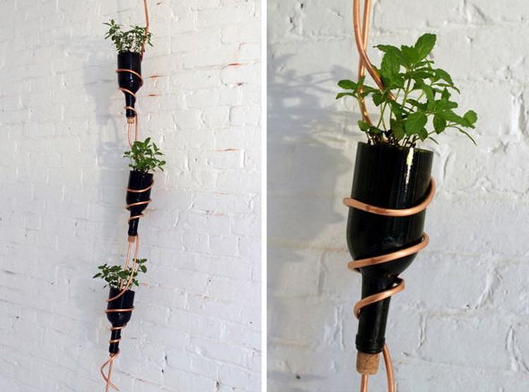 Modern Herb Garden