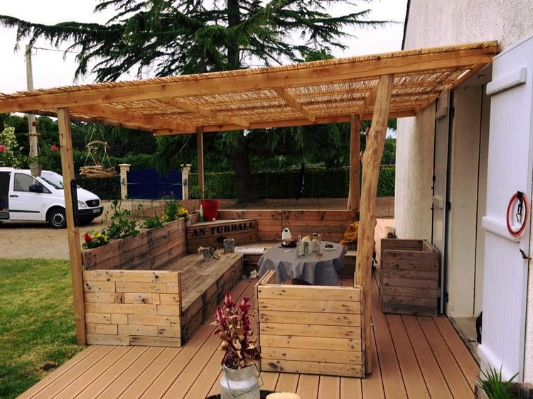 Free Plans to Help Utilize Extra, Unused Pallets ...