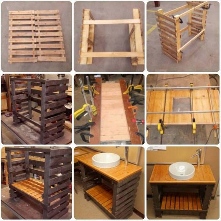 Cool And Easy Shipping Wood Pallet Projects Recycled Things