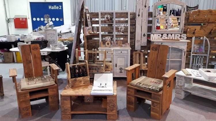 Pallet Wooden Project