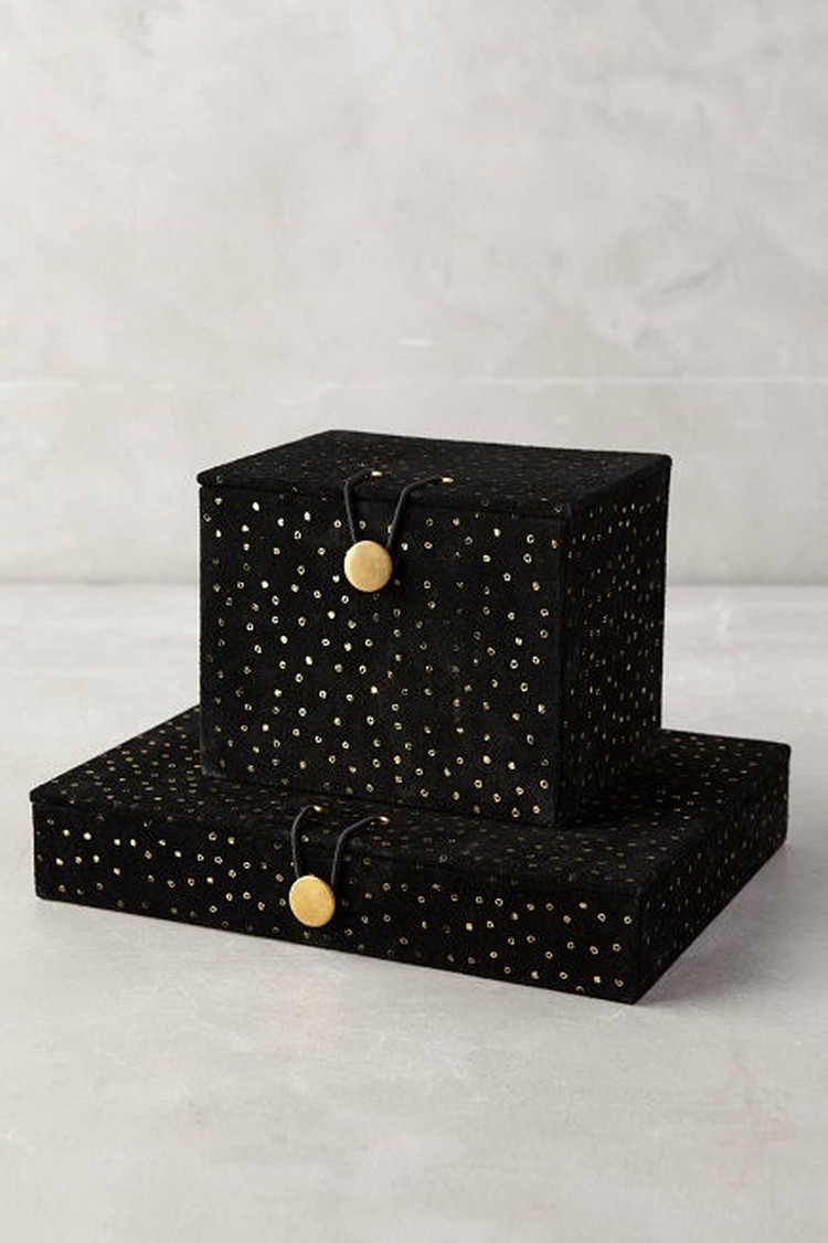 Star Cluster Jewelry Box