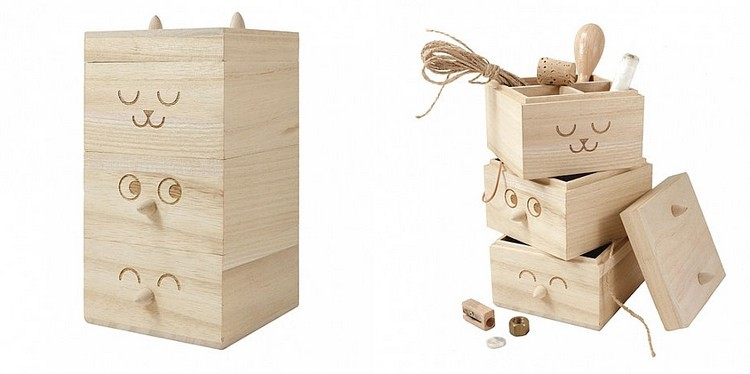Studio Arhoj Totem Box