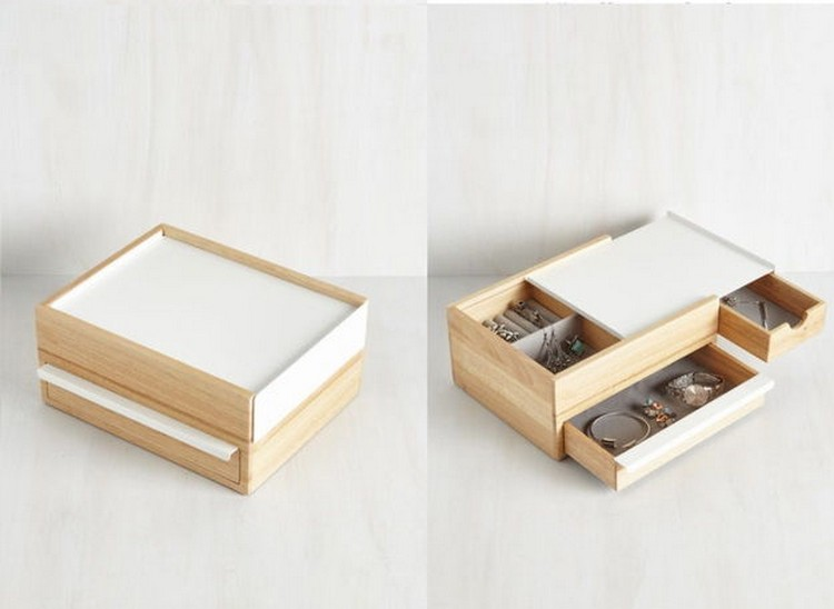 Terrifically Tucked Away Jewelry Box