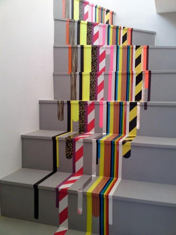 Washi Stairs
