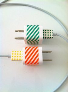 Adorable Ways To Decorate with Washi Tape