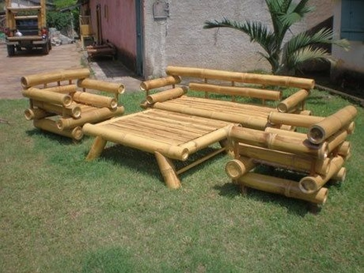 Bamboo Garden Furniture