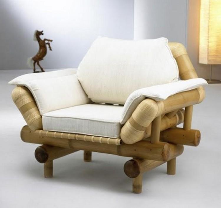 Bamboo Sofa