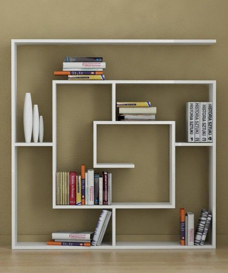 Creative Wall Book Shelf