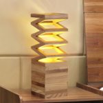 Creative Wooden Lamp