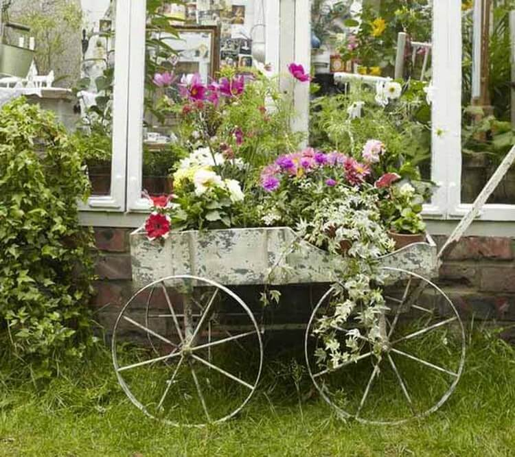 Cute Garden Decor Ideas