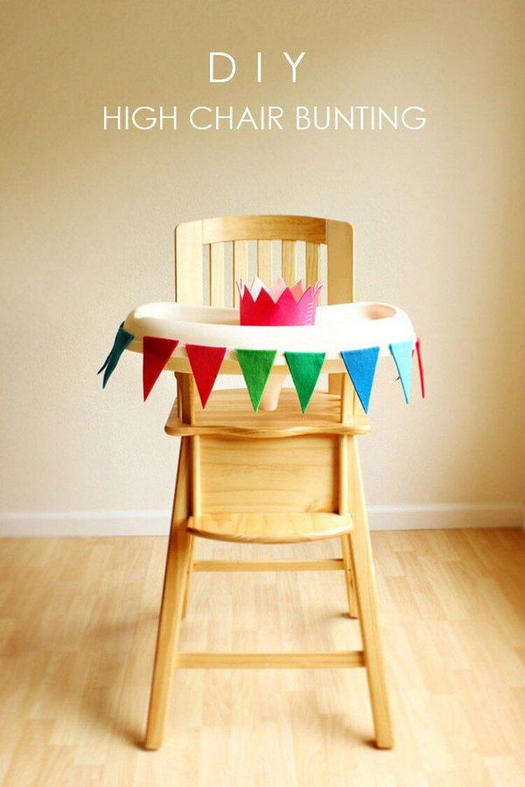 Felt Birthday Bunting