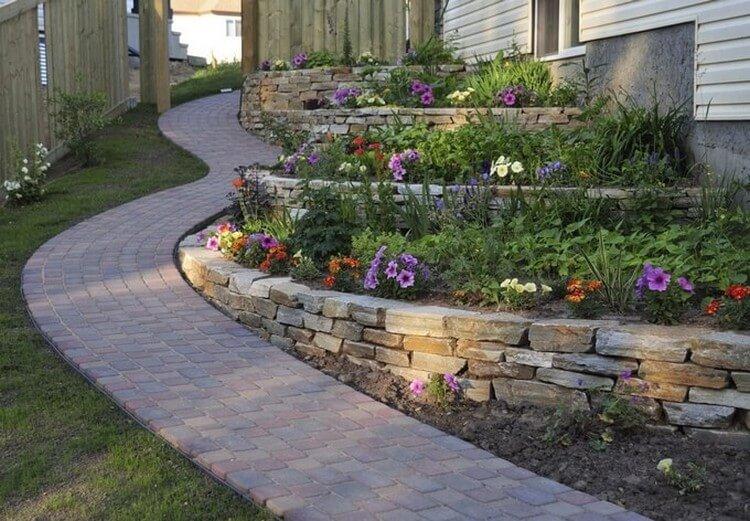 Frontyard Garden Decor Ideas