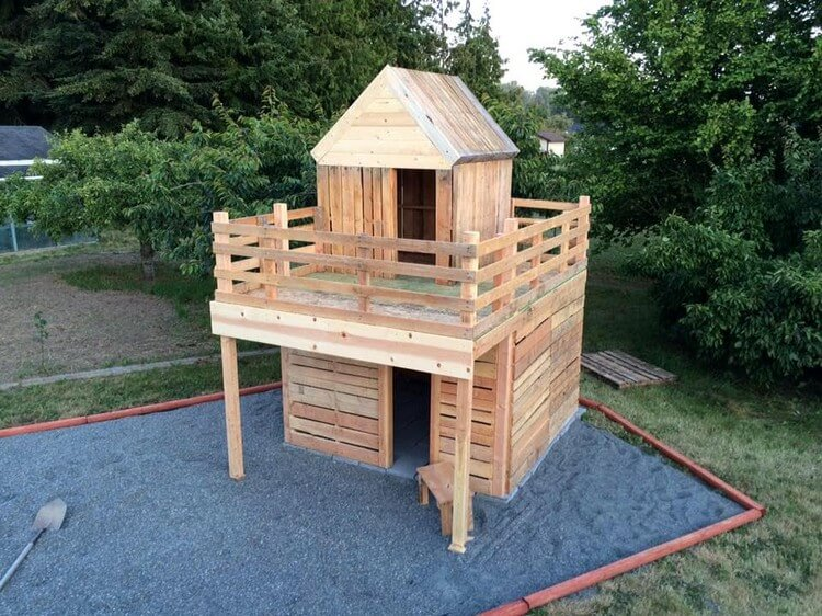 Cool And Easy Projects To Do With Wood Pallets Recycled