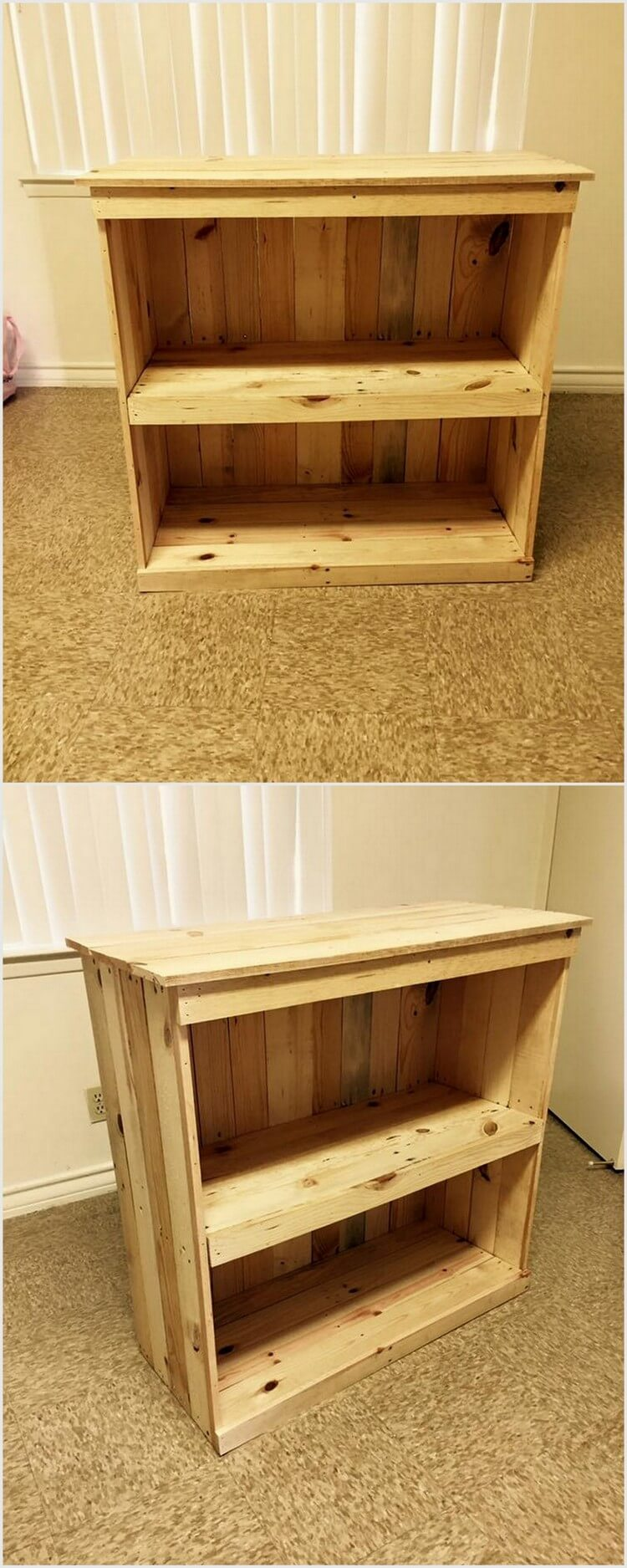 Amazing ideas for recycling old wood pallets recycled things - Palette recyclee ...