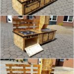 Pallet Wood Recycling Ideas