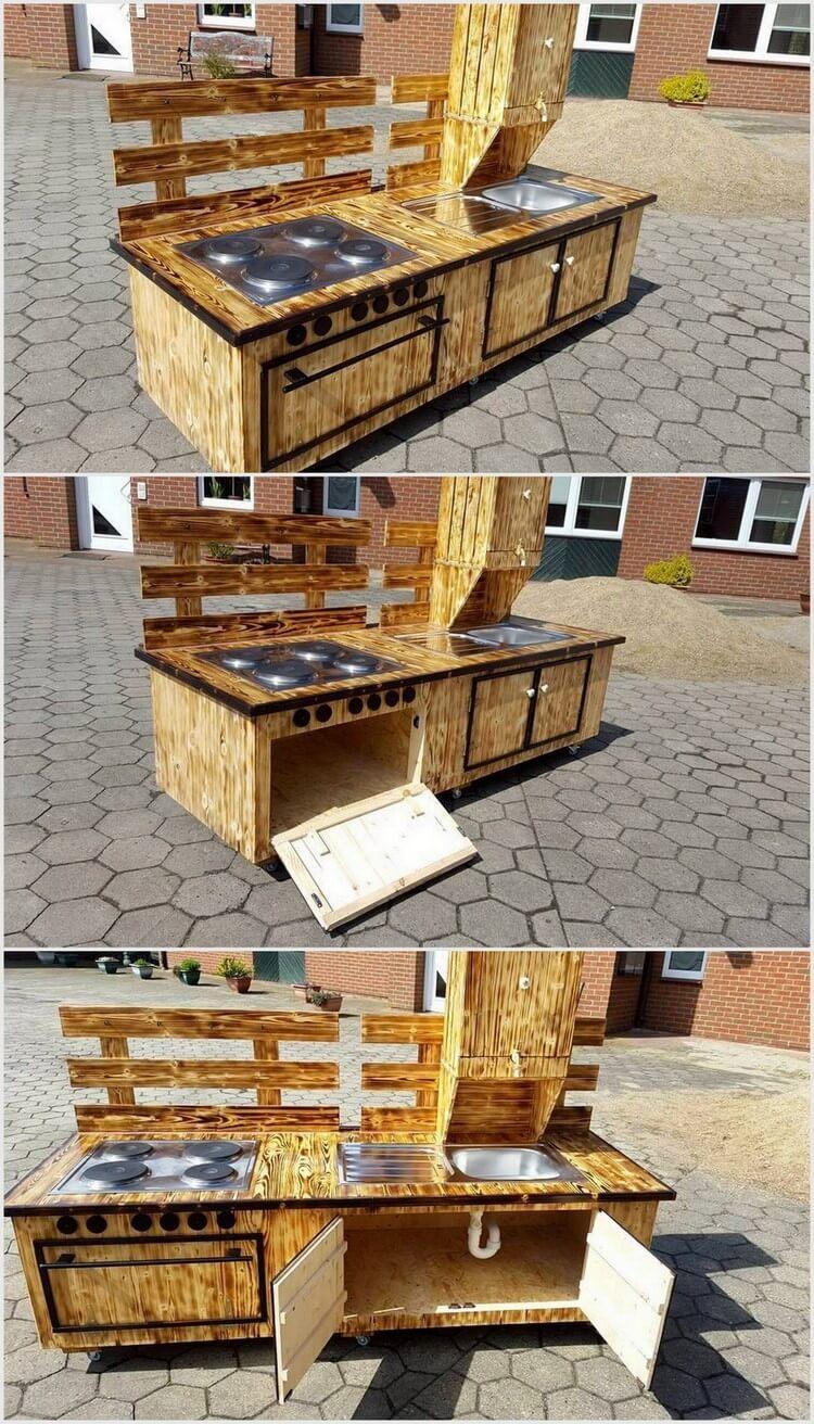 Wood-Pallet-Outdoor-Kitchen