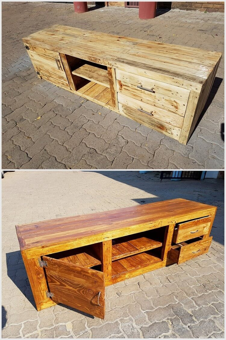 Cool and easy projects to do with wood pallets recycled for What can you make with recycled pallets