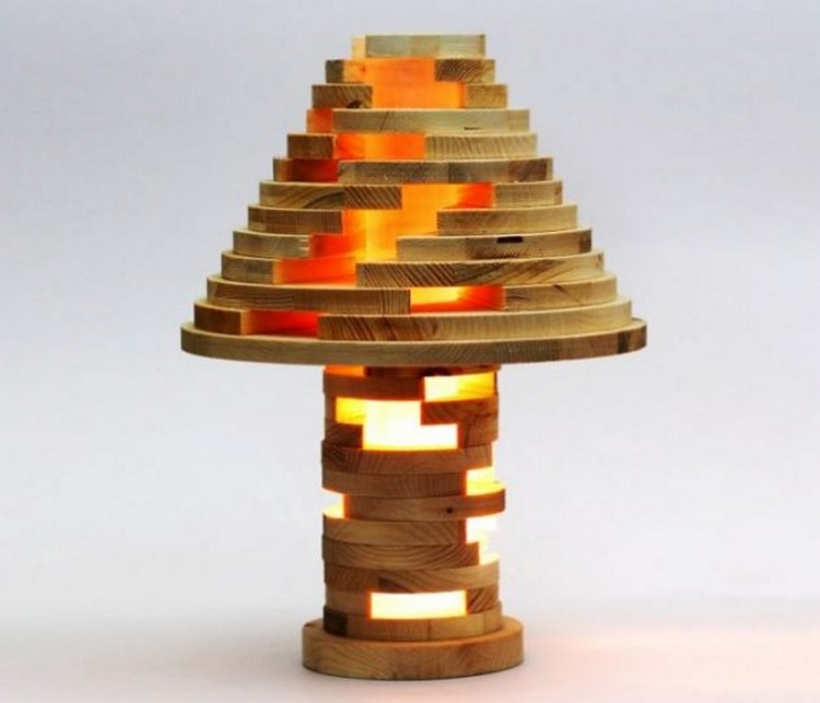 Wooden Lamp Projects