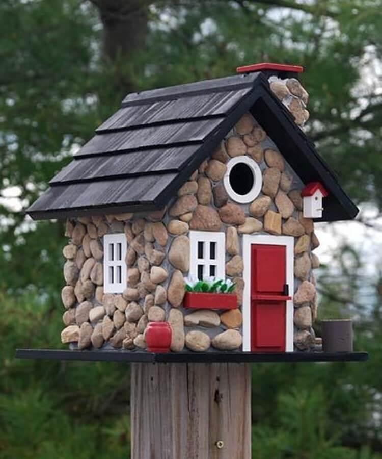 Birdhouse Decor Ideas