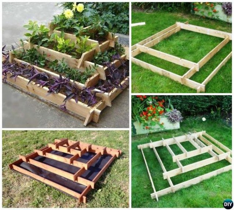 inexpensive raised garden bed ideas to increase the value